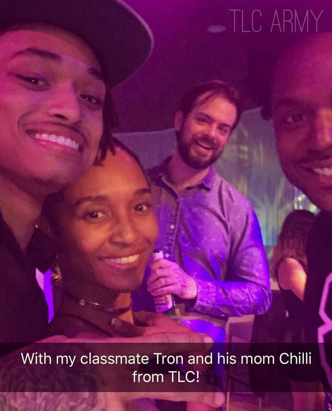 TLCs Chilli Encourages Women Of Color To Be Open-Minded About Dating And.